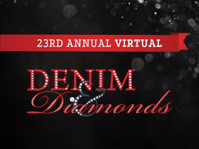 Denim and Diamonds Virtual Fundraiser Auction