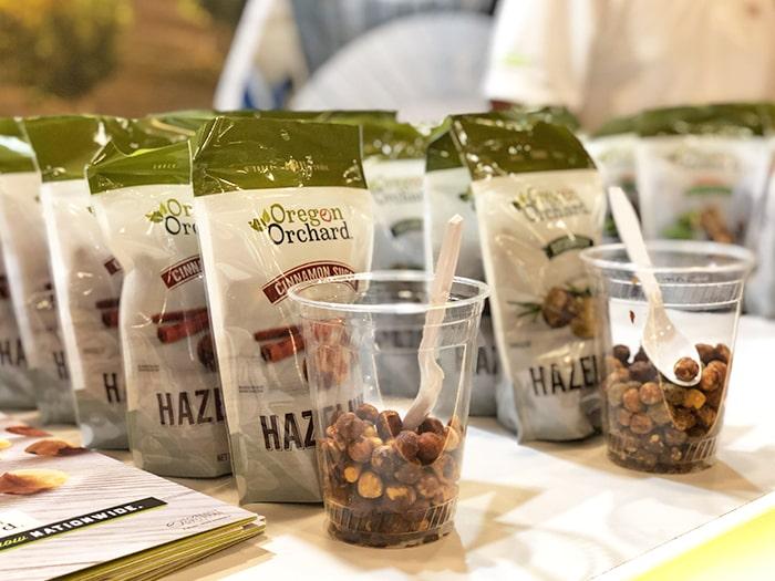 New Hazelnut Products