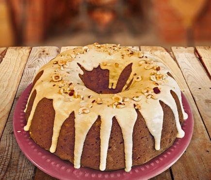 Hazelnut Pumpkin Recipe Blog